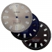 Various spare parts for watches and pocket watches